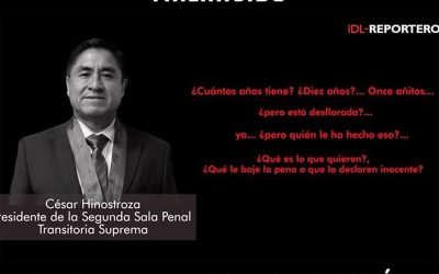 IDL, QUE AZCO CORRUPCION EN PODER JUDICIAL