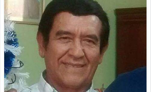 Fallecio el ex Alcalde Melchor Cárdenas Vasquez