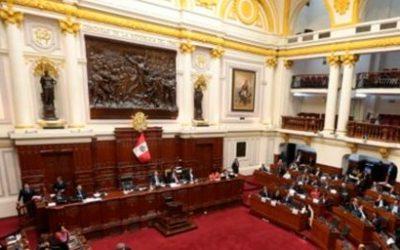 Congreso aprobó someter a referéndum las 4 reformas del Ejecutivo (VIDEO)