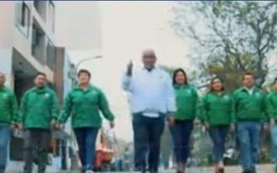Jaime Uribe Ochoa: gran cierre de campaña de mi candidatura (VIDEO)