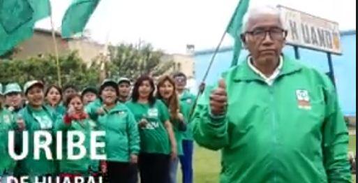 Jaime Uribe Ochoa ¡Gracias por acompañarnos en esta campaña! (VIDEO)