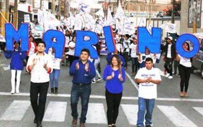 """Marino Llanos """"El voto de la razón será por el corazón"""""""