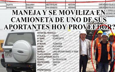 EN AUCALLAMA ASESORES PERMITEN QUE ALCALDE NO CUMPLA LEY DE CONTRATACIONES CON EL ESTADO