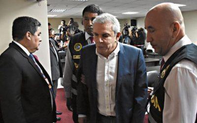 CASTAÑEDA SALE LIBRE LA JUSTICIA EN PERU ES SELECTIVA