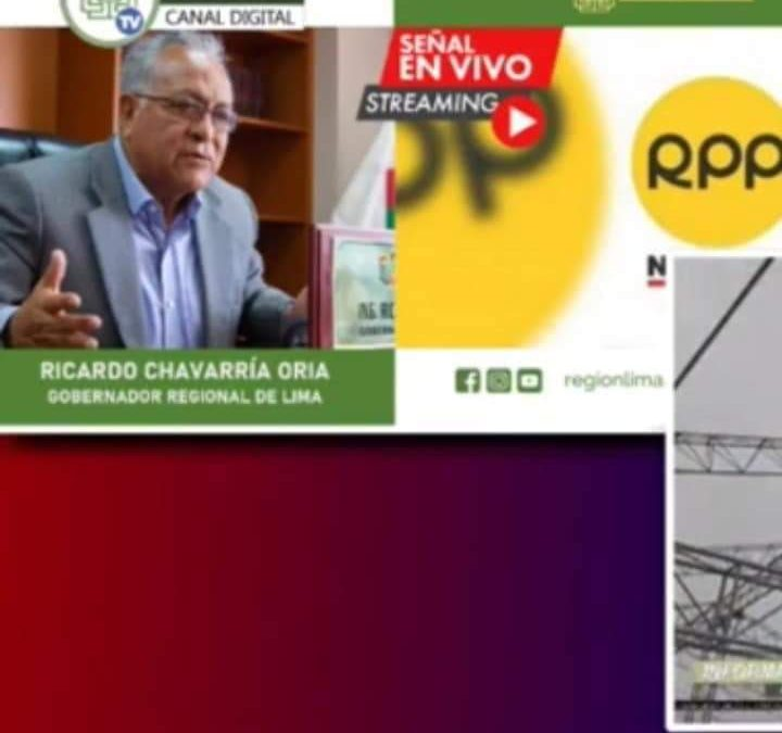 ISOTANQUES DE OXIGENO SALVARAN VIDAS EN HOSPITALES DE REGION LIMA