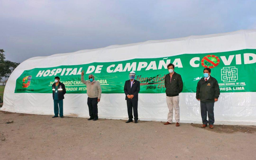 ESTE LUNES 20 COMIENZA FUNCIONAR LOCAL DE AISLAMIENTO TEMPORAL COVID 19 EN HUARAL
